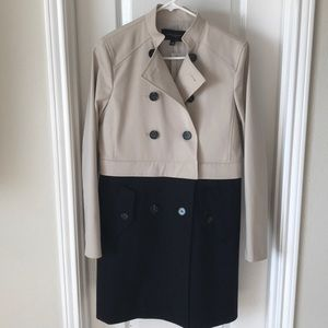 Ann Taylor Trench Jacket